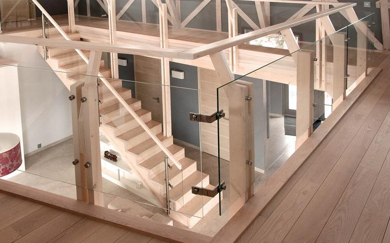 Producent schodów drewnianych - Łomża