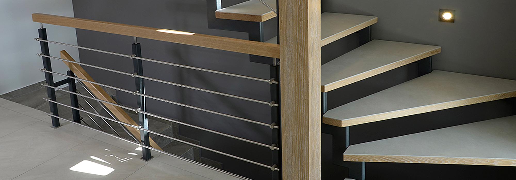 Schody Łomża - Producent schodów drewnianych Łomża